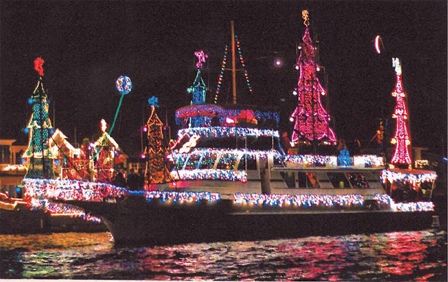 san diego boat parade - Best Christmas Lights In San Diego